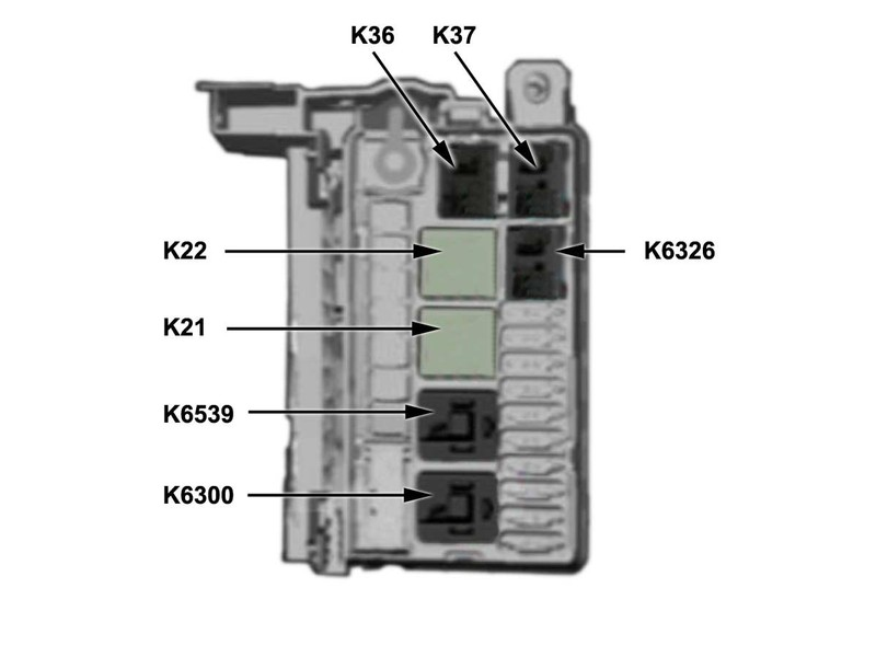 Mini Cooper Relay Oem Gen2 R55