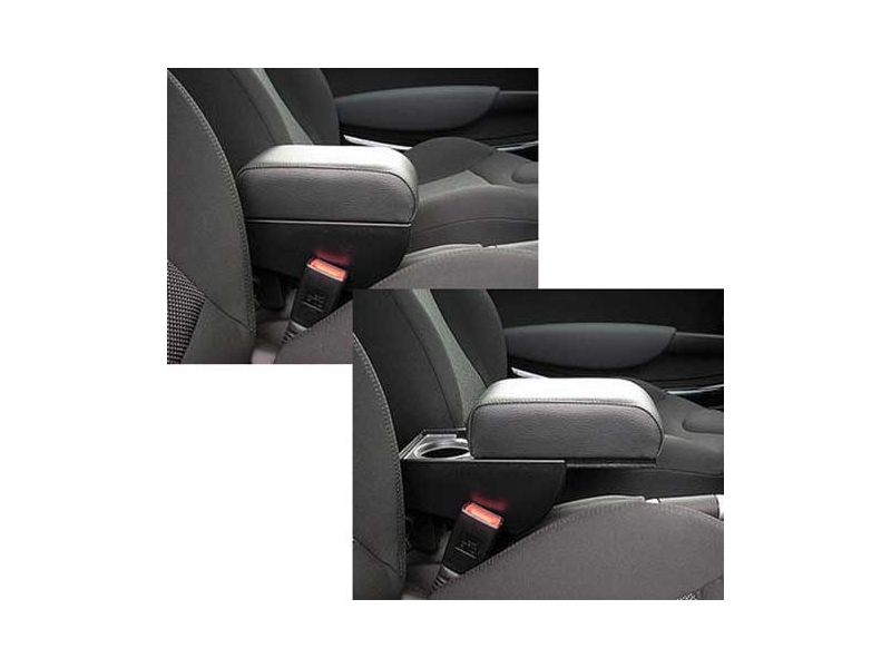 Ultimate Armrest for MINI Coopers R50 R52 and R53 | Black from Italy