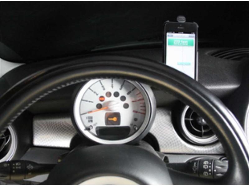 mini cooper phone mount iphone 6 plus flexpod pro. Black Bedroom Furniture Sets. Home Design Ideas