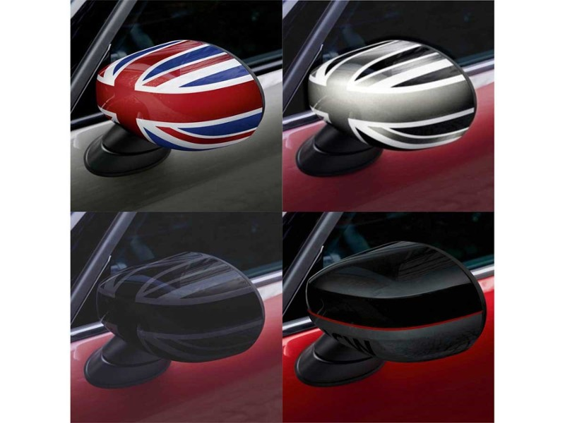 Mini Cooper Mirror Caps Covers Exterior Oem Gen3 F