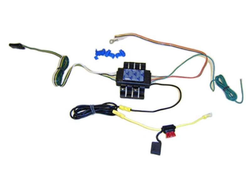 Mini Cooper Hitch Wiring Kit Gen3 F54 Clubman