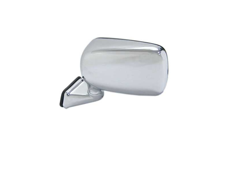 Classic Austin Mini Laft Hand Side Chrome Door Mirror
