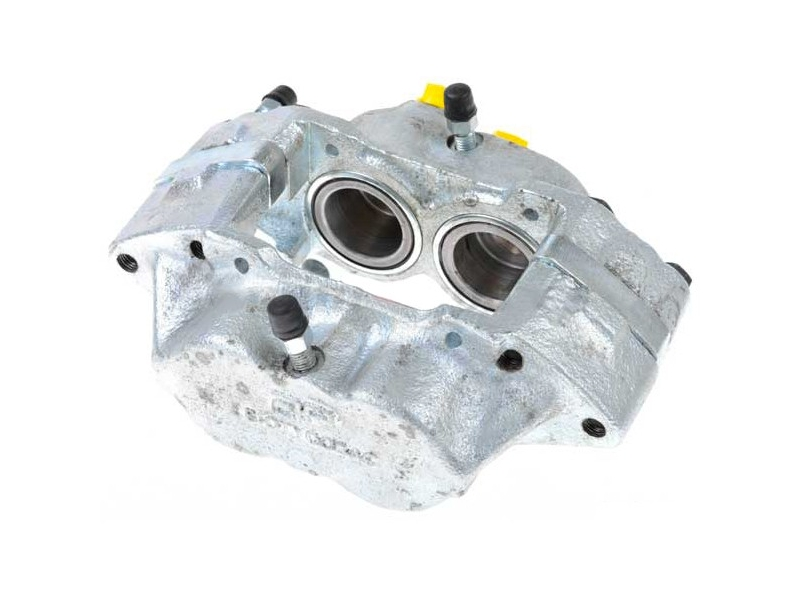 Brake Caliper Left Turbo Metro 4 Pot For 8.4 Vented Disc