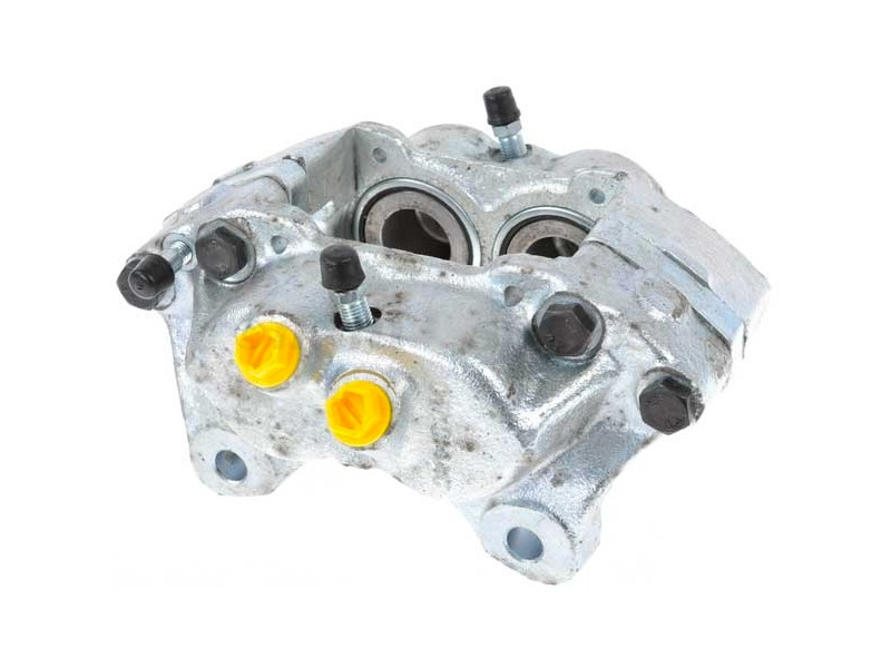Classic Mini 4 pot vented brake caliper metro left hand side reconditioned