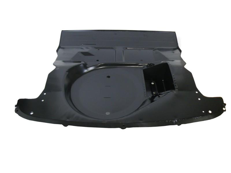 4 Car Garage >> Classic Mini Boot Floor Pan Complete Heritage