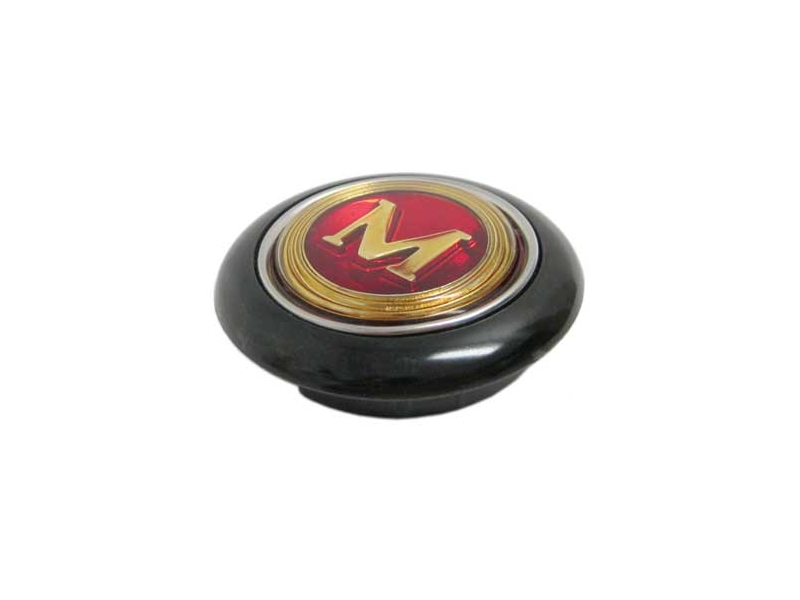 Horn Button Assembly With Motif, Morris Minor 64-72