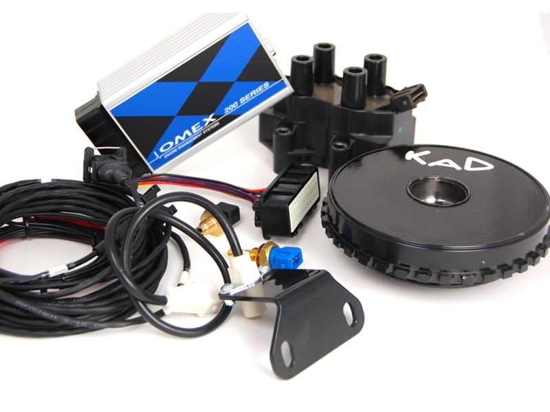 Sensational Kad Omex 200 Ignition Only Ecu Kit For The 16V A S Wiring Cloud Mangdienstapotheekhoekschewaardnl