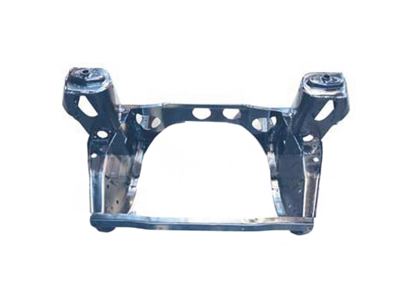 Classic Austin Mini Cooper Front Automatic Subframe, Rubber Mount, 76 On