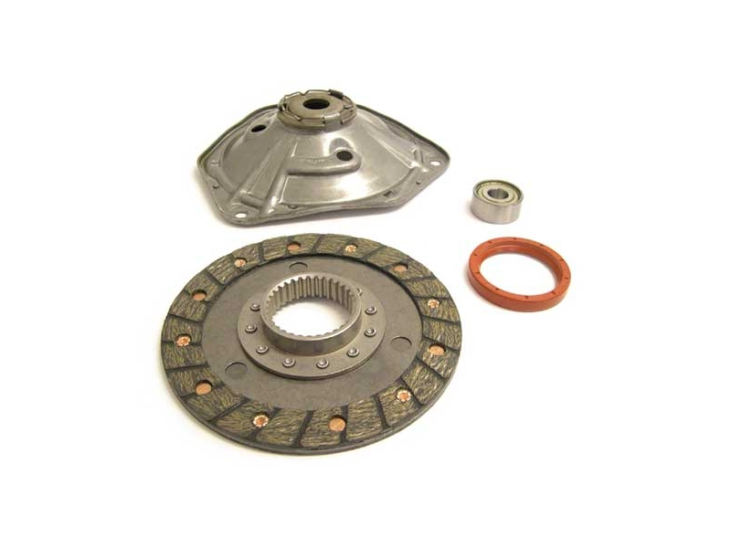Clutch Kit With Primary Seal - Mini & Mini Cooper S