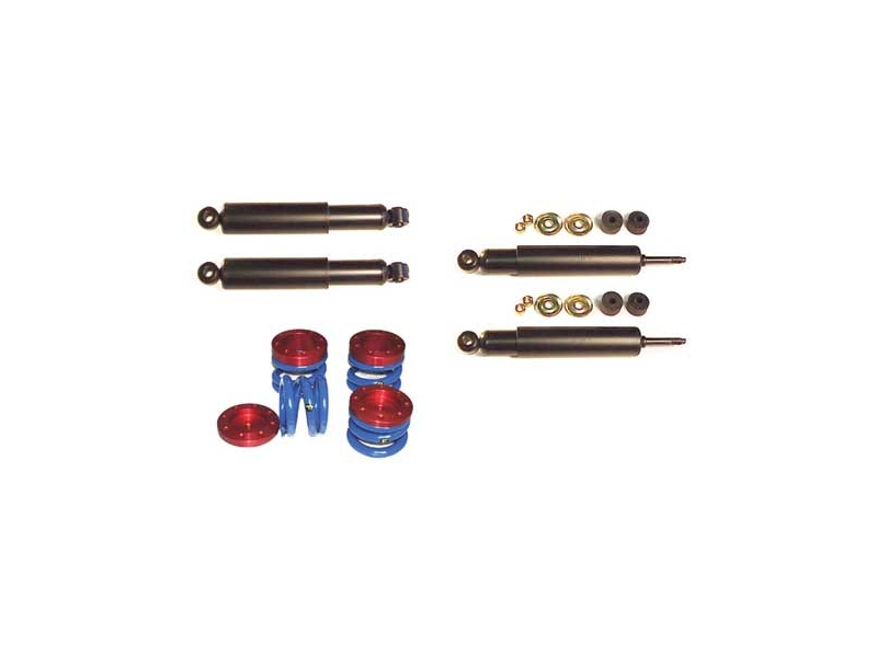 Coil Spring Suspension Upgrade Kit With Kyb Shocks
