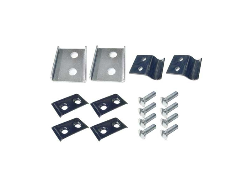 Austin Mini Door Checkstrap Hardware Kit