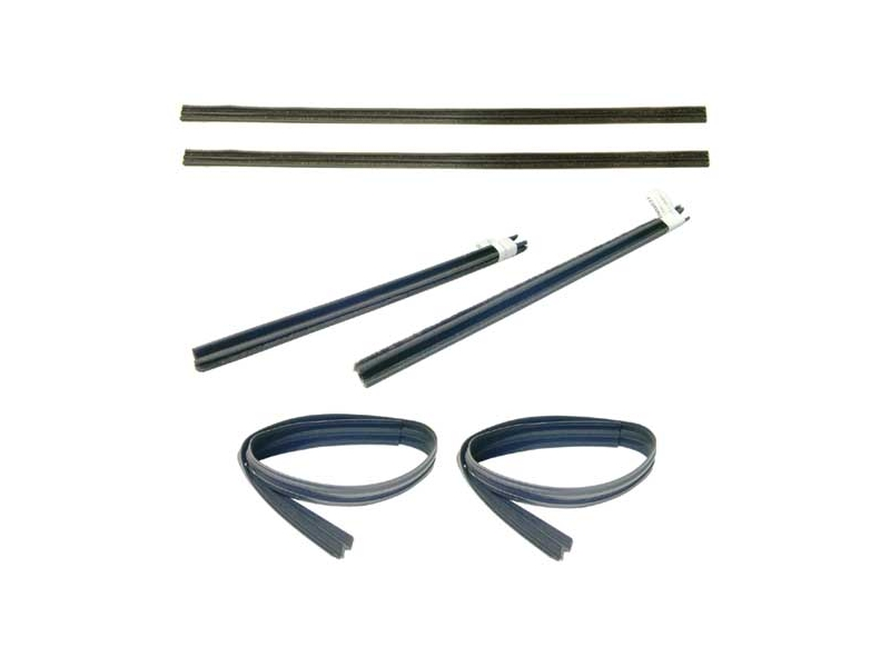 Mini Sliding Window Channel Felt Kit Mini & Mini Cooper