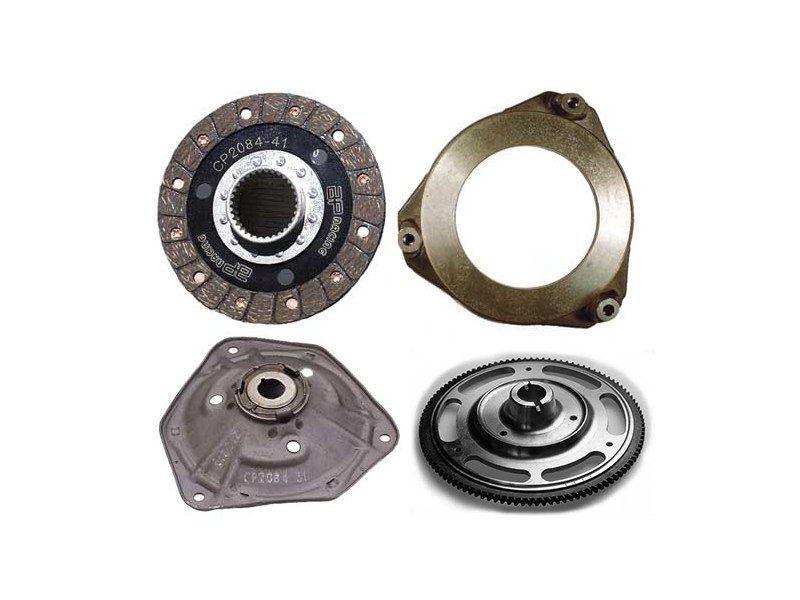 Mini & Cooper Performance Flywheel And Clutch Assembly