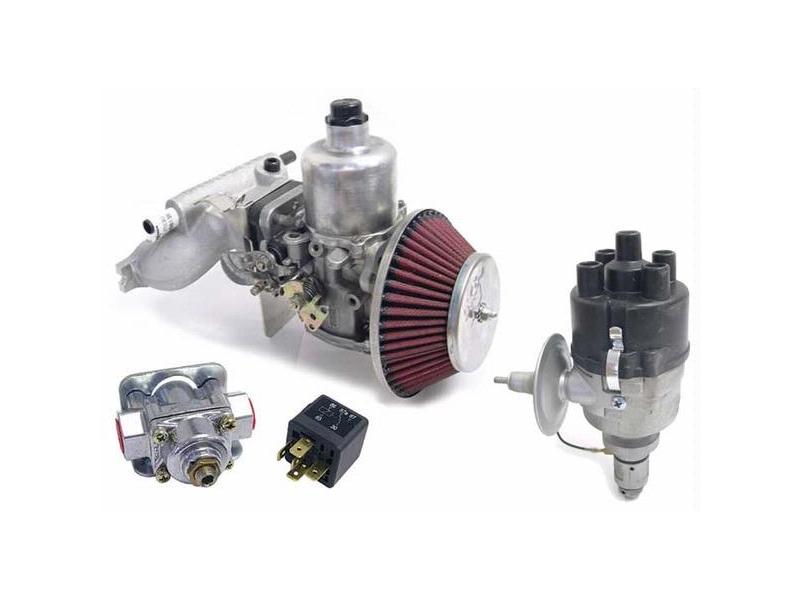 Classic Austin Mini Spi Fuel Injection To Hif Su C