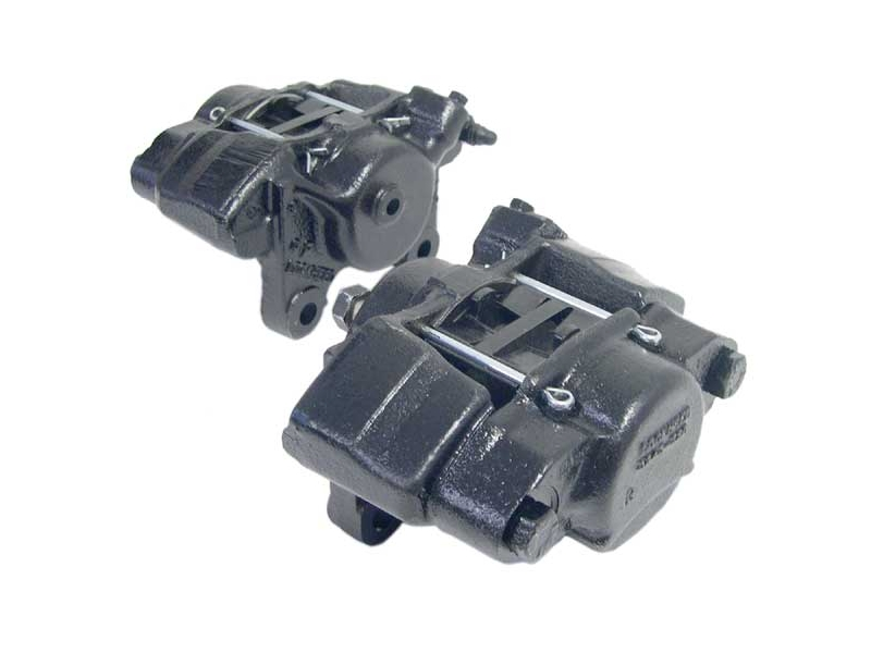 Austin Mini Caliper Set With Pads , Pins , And Clips