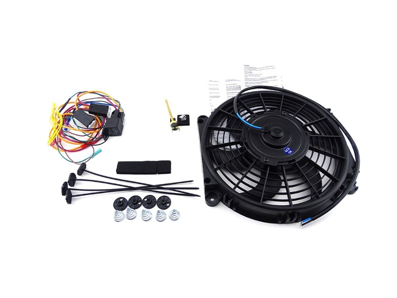 Electric Cooling Fan Kit - Mini & Mini Cooper