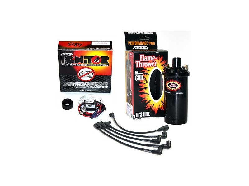 austin mini electronic ignition upgrade kit for 45d distributor
