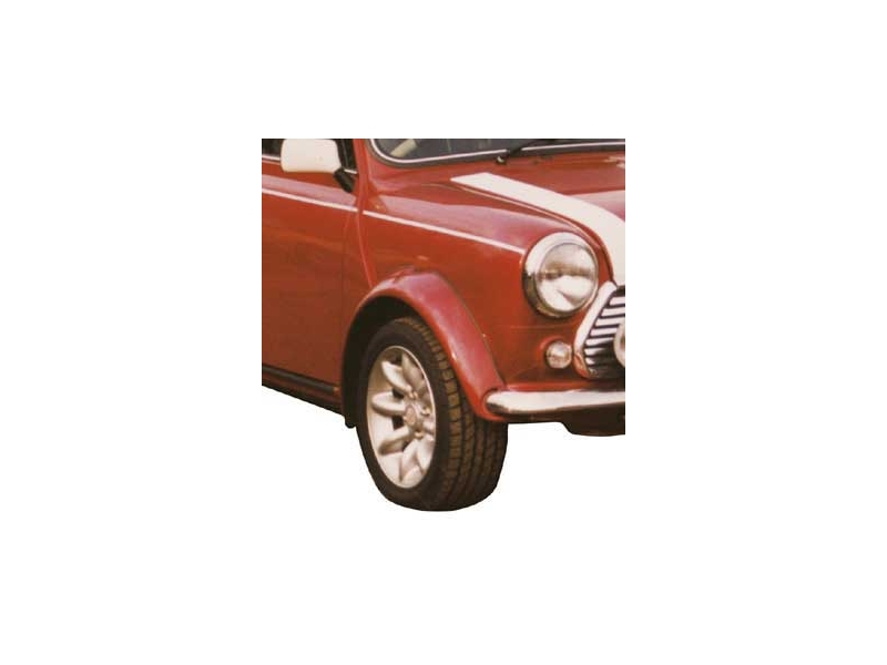 Austin Mini Rubber Sport Pack Flare Similar To Oem Type