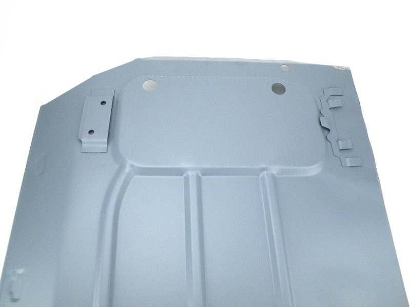 Classic Mini Floor Pan With Jackstand Mki Right Hand Side