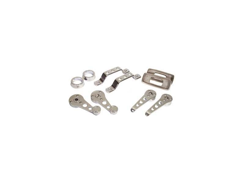 Handle 10 Piece Interior Chrome Set - Mkiii And Later