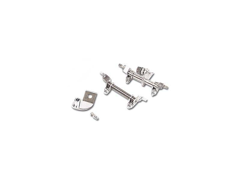Austin Mini Su Hs2 / Hs4 Twin Carburetor Linkage