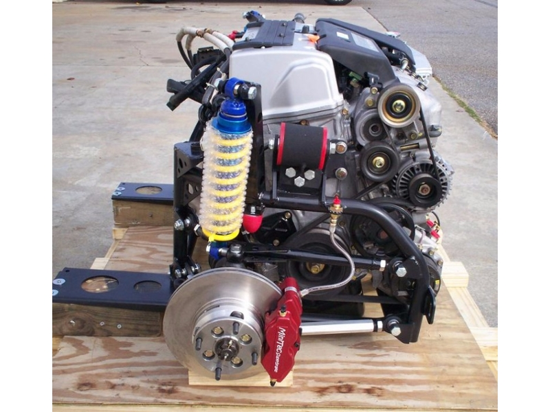 Vtec Conversion Honda Mtk Engine Package For Classic Mini Cooper