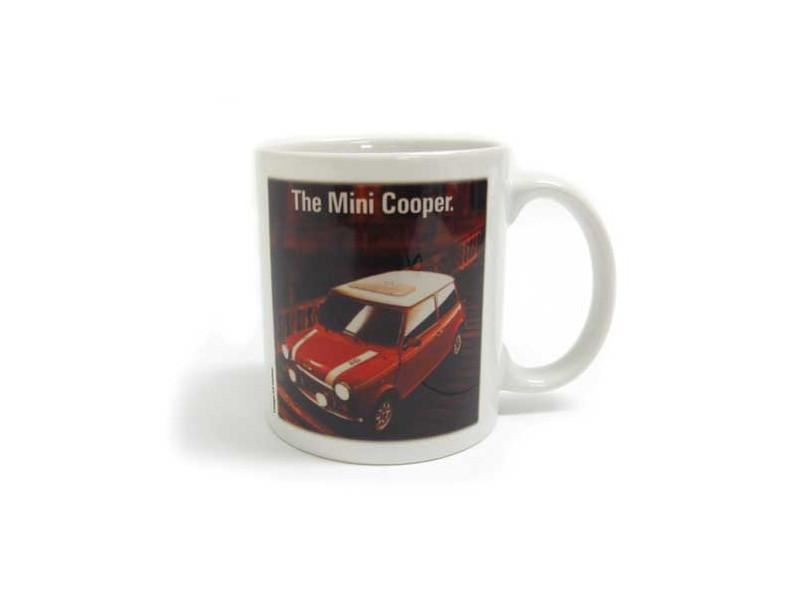 11 Oz Coffee Mug The Mini Cooper
