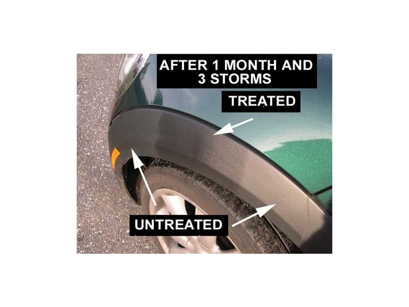 Exterior Trim black wow exterior trim preservative & protectant