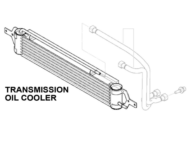 service manual transmission cooler line 2005 mini cooper. Black Bedroom Furniture Sets. Home Design Ideas