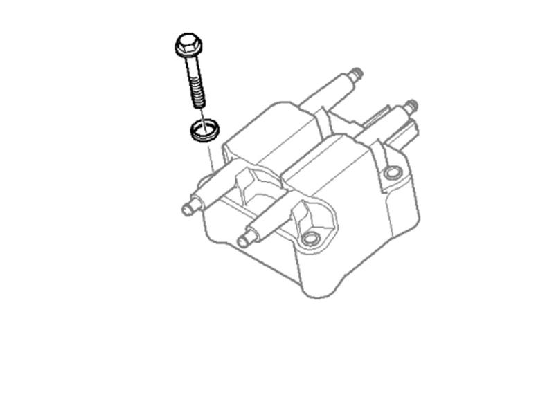 Mini Cooper Ignition Coil Pack Oem R50 R52 R53