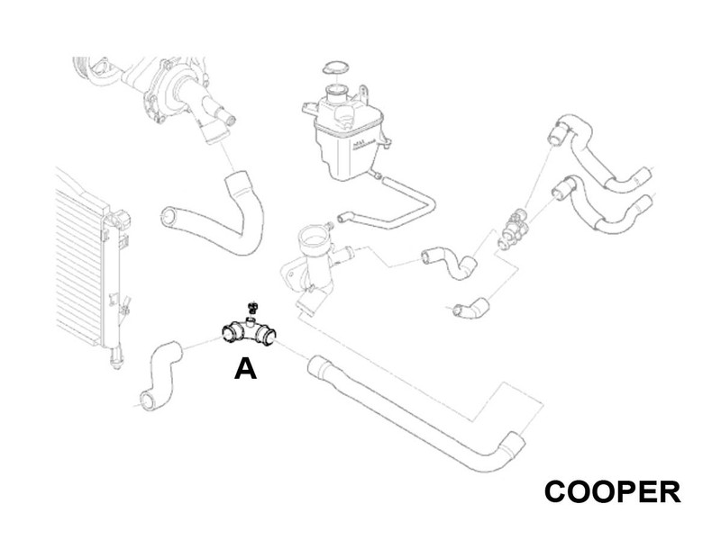 2012 mini cooper cooling system