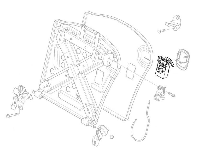 Mini Cooper Seat Height Adjuster