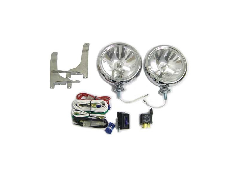 mini cooper  u0026 s driving light kit r50 r52 r53