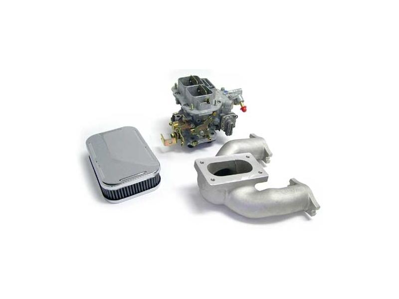 Classic Mini New Webber DGV Performance Jet Kit