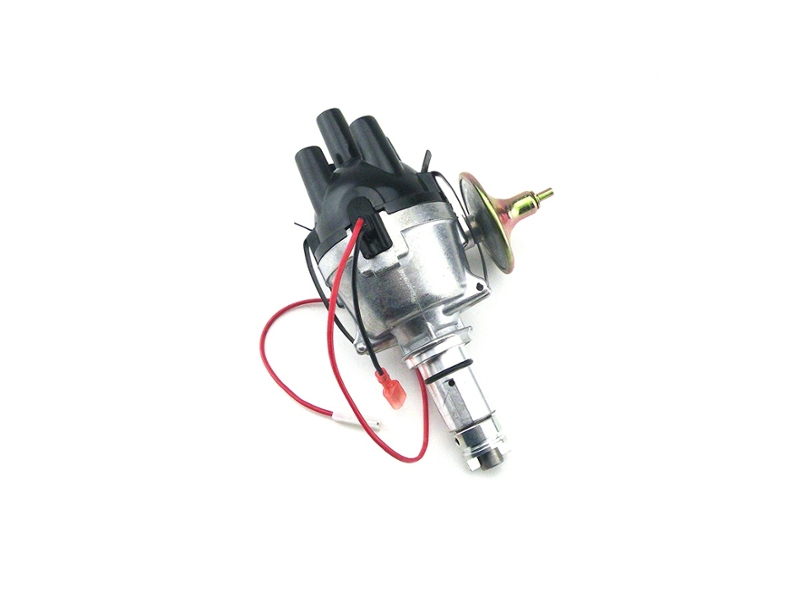 Austin Mini 25d Electronic Distributor With Red Powermax Rotor Pre A+