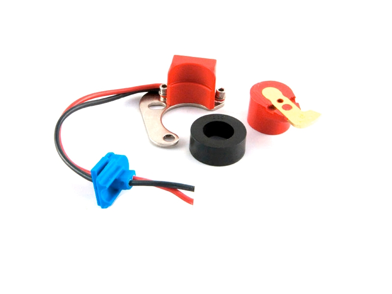 austin mini electronic ignition kit for the 25d dist negative ground