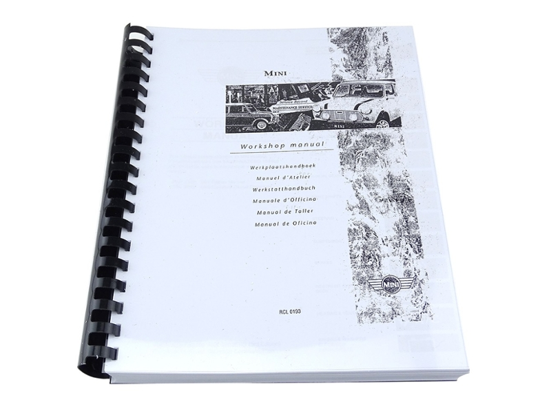 Rover Workshop Manual For Twin Point Mpi Models