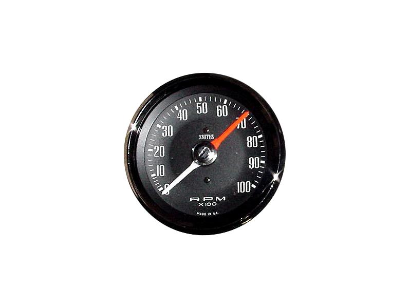 Classic Mini Smith Tachometer 80mm    3 10k Rpm