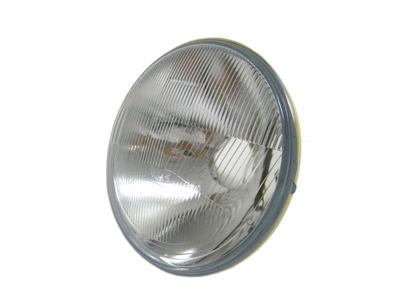 Lens Only, Halogen Headlight Headlamp - For Right Hand Roads