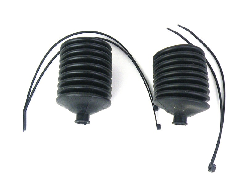 Steering Rack Boot Gaitor Pair