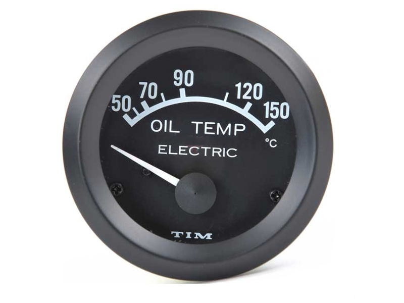 Classic Mini Tim Oil Temp Gauge, Electrical