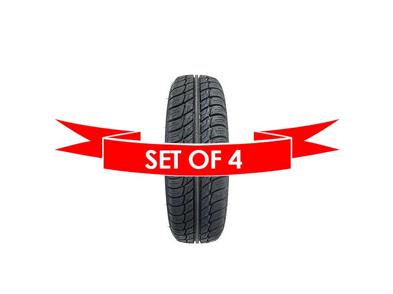 Austin Mini 145/70/12 Falken Tire Set Of 4