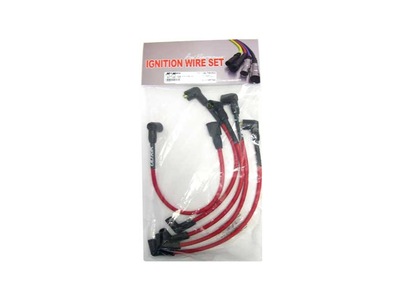 High Performance Competition Wire Set From Ultrik-red
