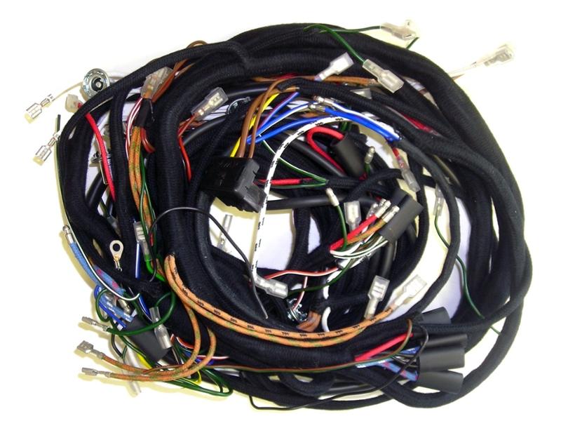 Classic Mini Wiring Harness Van  U0026 Countryman 65