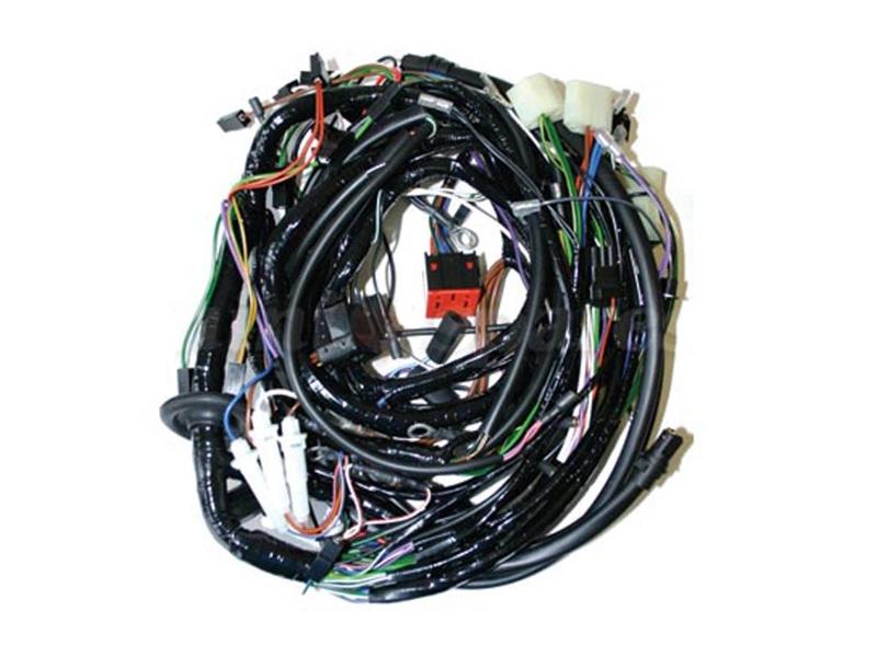 Classic Mini Wiring Main Loom Harness Cooper Hif44
