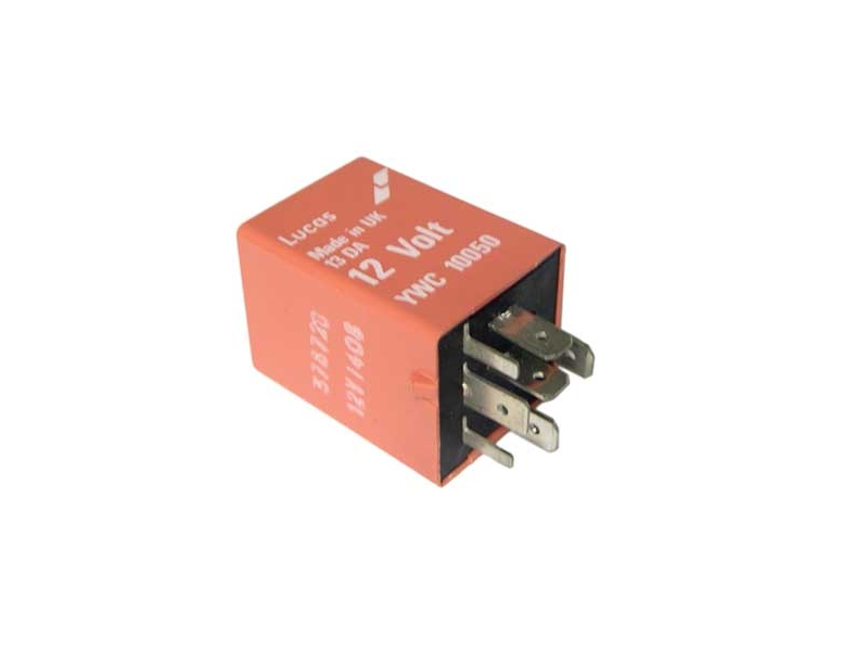 Classic Mini Relay 12v 7 Pin For Dip Dim Control