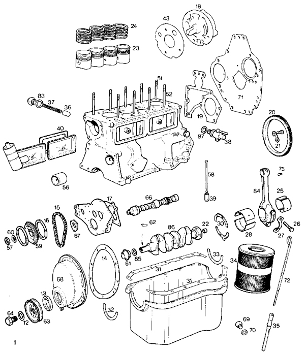 2007 Mini Cooper Engine Diagram