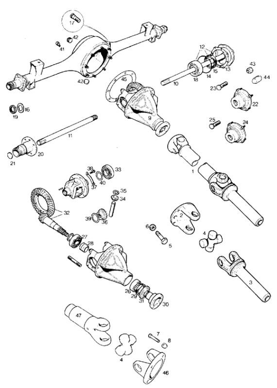 Morris Catalog Page 3-7