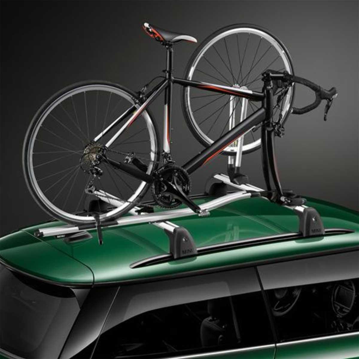 Mini Cooper Bike Roof Rack: Mini Cooper Bike Rack Application Guide