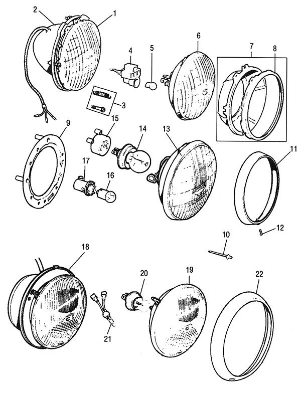 MINI Catalog Page 10-23